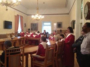 International Gospel Choir Festival 2012.